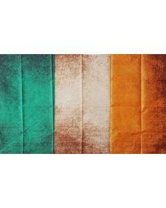 Ireland Vintage Flag (90x150cm)
