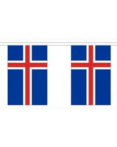 Iceland Buntings 9m (30 flags)