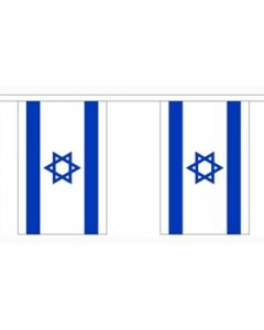 Israel Buntings 3m (10 flags)