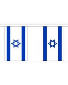 Israel Buntings 9m (30 flags)