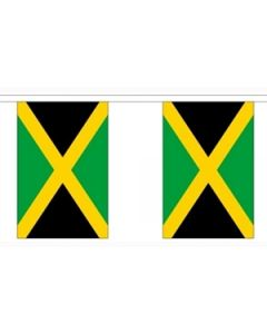 Jamaica Buntings 9m (30 flags)
