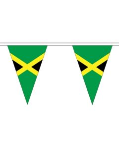 Jamaica Triangle Buntings 5m (12 flags)