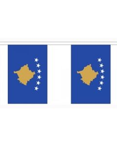Kosovo Buntings 3m (10 flags)