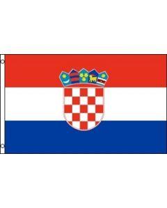Croatia Premium Flag (180x300cm)