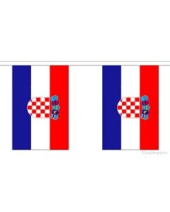 Croatia Buntings 9m (30 flags)