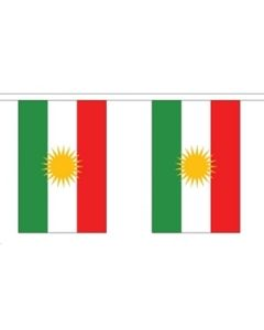 Kurdistan Buntings 3m (10 flags)