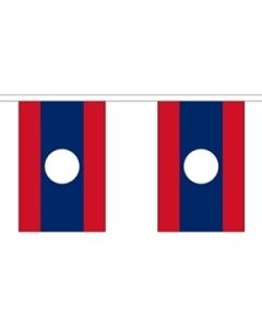 Laos Buntings 3m (10 flags)
