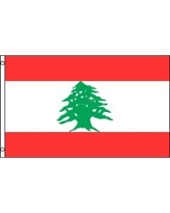 Lebanon Flag (90x150cm)