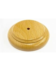 Small Wooden Base - 1 Hole