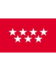 Madrid Flag (90x150cm)