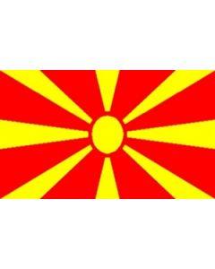 Macedonia Flag (90x150cm)