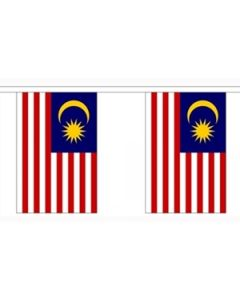 Malaysia Buntings 9m (30 flags)