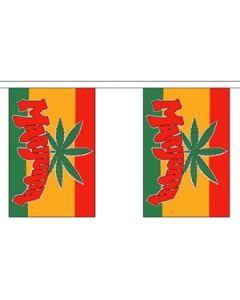 Marijuana Buntings 9m (30 flags)