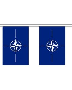 NATO Buntings 3m (10 flags)