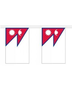Nepal Buntings 3m (10 flags)