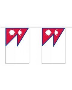 Nepal Buntings 9m (30 flags)