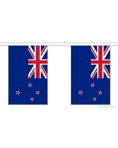 New Zealand Buntings 9m (30 flags)