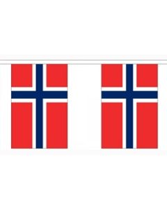 Norway Buntings 3m (10 flags)