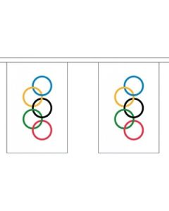 Olympic Buntings 3m (10 flags)