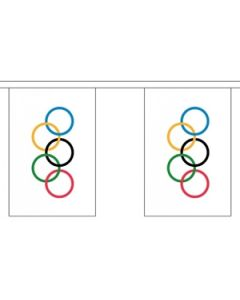 Olympic Buntings 9m (30 flags)