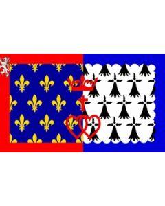 Pays de la Loire Flag (90x150cm)