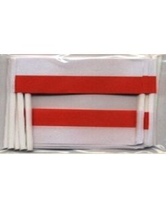 Poland Toothpick Paper Flags (30x48mm)