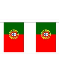 Portugal Buntings 9m (30 flags)