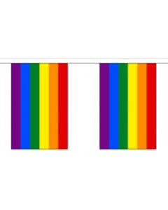 Rainbow Buntings 3m (10 flags)