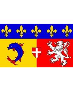 Rhone-Alpes Flag (90x150cm)