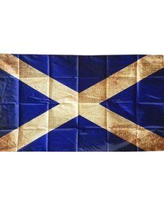 Scotland Vintage Flag (90x150cm)