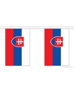 Slovakia Buntings 9m (30 flags)
