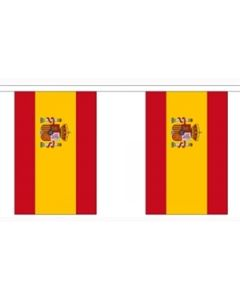 Spain State of Buntings 9m (30 flags)