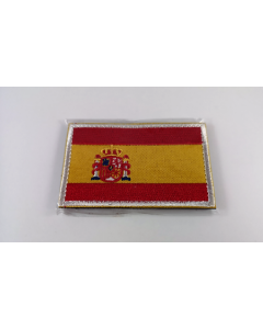 Spain State Patch (5x8cm)