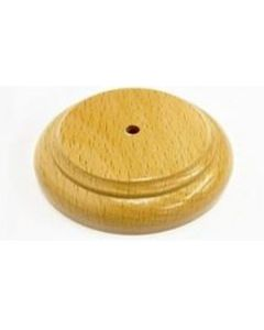 Large Wooden Base - 1 Hole