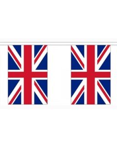 United Kingdom Buntings 3m (10 flags)