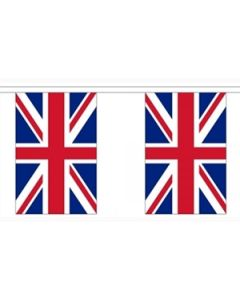 United Kingdom Buntings 9m (30 flags)