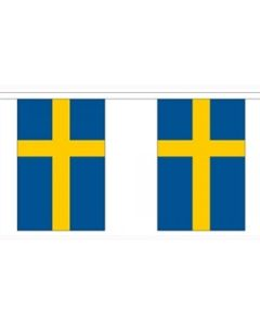 Sweden Buntings 9m (30 flags)