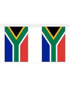South Africa Buntings 3m (10 flags)