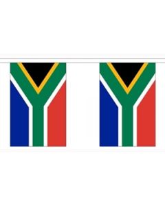 South Africa Buntings 9m (30 flags)