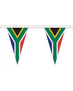 South Africa Triangle Buntings 20m (54 flags)