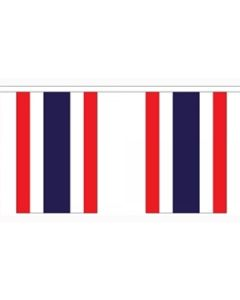 Thailand Buntings 3m (10 flags)