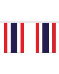 Thailand Buntings 9m (30 flags)
