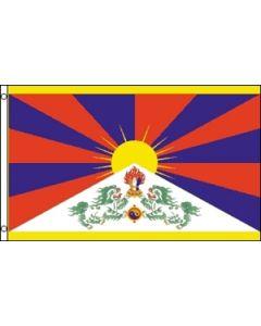 Tibet Premium Flag (60x90cm)