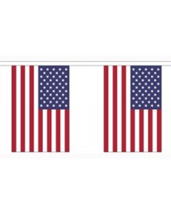 United States Buntings 3m (10 flags)