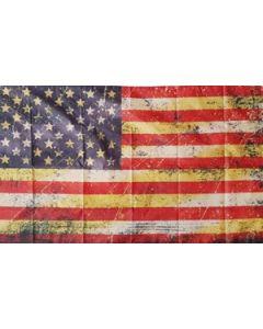 USA Vintage Flag (90x150cm)