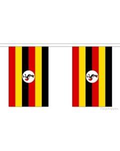Uganda Buntings 3m (10 flags)