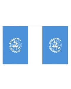 United Nations Buntings 9m (30 flags)