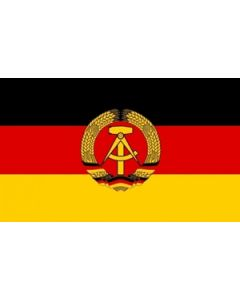 East Germany (DDR) Flag (60x90cm)